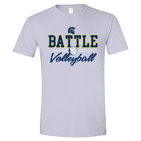Volleyball Short Sleeve Cotton T Thumbnail