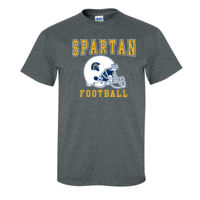 #12110 Spartan Football  Thumbnail