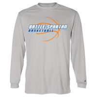 Basketball L/S Performance T Thumbnail