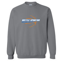 Basketball Crew Neck Sweatshirt Thumbnail